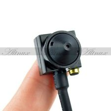 HD 1200TVL Mini Audio Pinhole CCTV Camera Home Security Micro Hidden spy Cam ITC