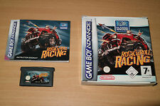Nintendo GAME BOY Advance Rock ´N Roll Racing - sehr selten!