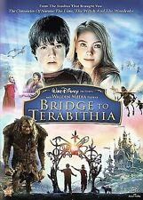 Bridge to Terabithia [Full Frame] New DVD