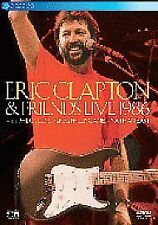 ERIC CLAPTON AND FRIENDS LIVE 1986 GENUINE R0 DVD PHIL COLLINS NEW/SEALED