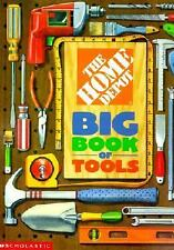 The Home Depot Big Book of Tools Weinberger, Kimberly Hardcover