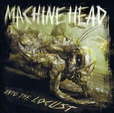 MACHINE HEAD UNTO THE LOCUST BRAND NEW SEALED CD