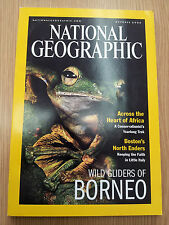 National Geographic - October 2000 : Wild Gliders of BORNEO