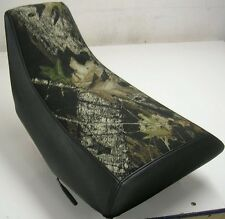 Kawasaki Bayou 300 4x4 camo seat cover  (  other camo  patterns )