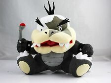"Morton JR.Big Mouth Super Mario Bros Plush Toy Koopalings Bowser Kids 7"" koopa"