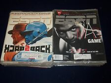 1990S-2000S ESPN MAGAZINE LOT OF 25 ISSUES - GREAT COVERS - PLASTIC WRAP - O 529