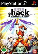 Sony PS2 game - .hack // Quarantine Part 4: The Final Chapter (boxed)