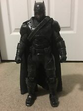 Hot Toys Batman v Superman Armored Batman Black Chrome Version No Box