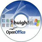 OPEN OFFICE 2015 MICROSOFT OFFICE 2010 2013 COMPATIBLE W/ WORD EXCEL ETC MAC WIN