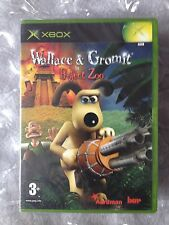 BRAND NEW FACTORY SEALED PROJECT ZOO WALLACE AND GROMIT FOR ORIGINAL XBOX