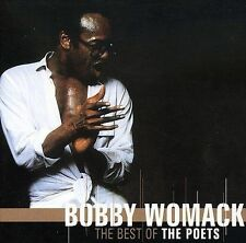 Bobby Womack  - Best of the Poets  -  New Factory Sealed CD