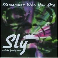 Sly & The Family Stone Remember Who You Are CD NEW SEALED Soul