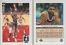 NBA UPPER DECK 1994 COLLECTOR'S CHOICE - Chris Morris #148 - Ita/Eng- NM