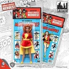 Mary Marvel Series 3 Kresge card DC World's Greatest Heroes Retro in hand