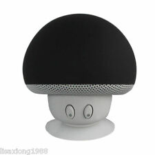 Black Bluetooth Wireless Stereo Speaker Portable For iPhone Samsung Tablet PC