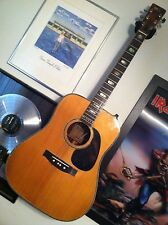 TAMA acoustic guitar mid-1970's by Ibanez 3558 electric equipped MIJ with case
