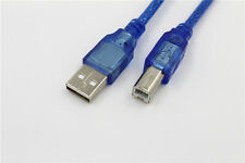 USB Cord for Lexmark Interpret S402 S405 S408 S409 Printers NEW Cable Blue 6ft