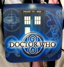 L@@K! Tardis Small Tote/Messenger bag! Dr Who, The Doctor, Blue Box, Police box