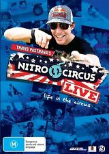 Nitro Circus Live : Season 1 (DVD, 2012, 2-Disc Set) New  Region 4