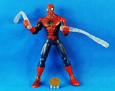 HASBRO MARVEL AMAZING SPIDER-MAN SHOOTING Figur DIORAMA POSABLE Modell K276