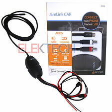 iSimple JamLink IS7505 Car Audio Radio Input Adapter for iPod/iPhone w/Lightning