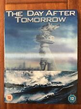 The Day After Tomorrow (Blu Ray/DVD Lenticular Steelbook) W/ 1/3 Slipcover