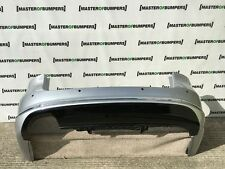 VW PASSAT R LINE 3AA ESTATE ONLY 2010-2015 REAR BUMPER COMPLETE SILVER [V254]
