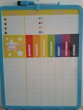 Magnetic Reward Star chart. ( wipe board with pen )