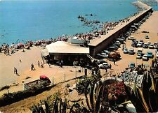 BR76699 arenys de mar playa escollera de levante   spain