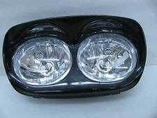 Harley Davidson Halogen Headlights Touring Road Glide fairing lights 2004-2013