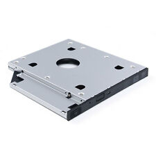 Universal 9.5mm 2nd HDD Sata Caddy Tray CD DVD-ROM Optical Bay