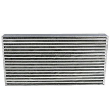 "3"" Bar & Plate Intercooler Core For SUBARU IMPREZA WRX Sti"