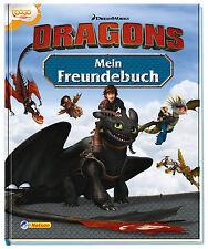 Dreamworks Dragons: Mein Freundebuch 9783845103945