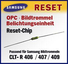 Drum TAMBURO OPC Reset Chip Samsung clp-360 362 363 364 365 367 368 * clt-r406