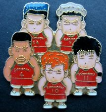 SLAM DUNK Team Anime Pin