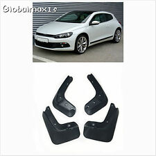 For Volkswagen Scirocco 2010 2011 2012 2013 2014 Mudguards Mud Flaps 4pc