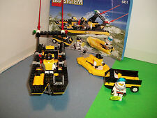 Lego Town:  Res-Q 6451 River Response (1998) complete