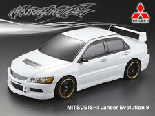 Lancer Evo 9 RC Drift Body Shell Matrixline US Seller