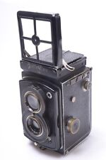 ROLLEIFLEX TLR 6X6CM OLD STANDARD TYPE 2, II WITH 7.5CM 4.5 TESSAR.