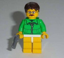 T.V. Lego Breaking Bad WALTER WHITE Season 1 Custom NEW Genuine Lego parts