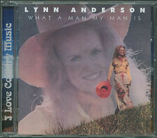 ANDERSON, LYNN -  What A Man My Man Is