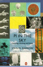 Pi in the Sky: Counting, Thinking and Being by John D. Barrow (Paperback, 1993)