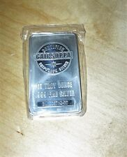 SS GAIRSOPPA SHIPWRECK SILVER TEN TROY OZ 999 FINE SILVER BAR 10oz BULLION