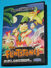 The Flintstones - Sega Megadrive MD - PAL