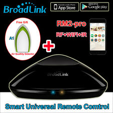 Broadlink RM2 Pro WiFi Home Automation Remote Controller+A1 Air Quality Detector