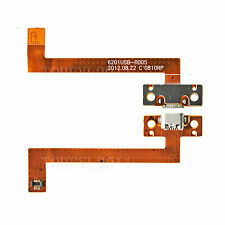 Micro USB Charging Port DC Power Jack Ribbon Flex Cable For Kobo Arc K107 7""