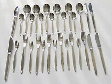 WMF 925 Sterling Silver - Stockholm - Flatware  Set 30 pieces Service for 6