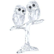 Swarovski Crystal BABY OWLS 5249263 New 2017