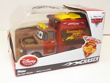 DISNEY PIXAR CARS Disney Store Exclusive PISTON CUP SOUVENIRS MATER CHASER Truck