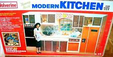 Vintage Wolverine SUZY KITCHEN MODERN KITCHEN PLAYSET No 575 original box